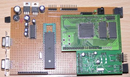 Audio-DSP mit Spartan 3-FPGA – Mikrocontroller net