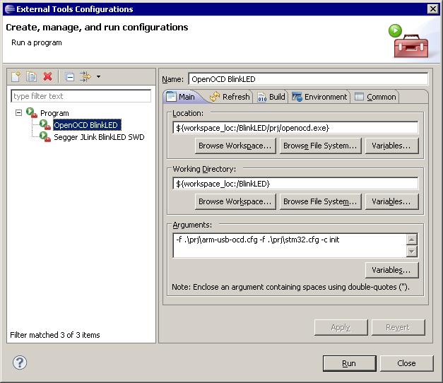 STM32 Eclipse Installation – Mikrocontroller net