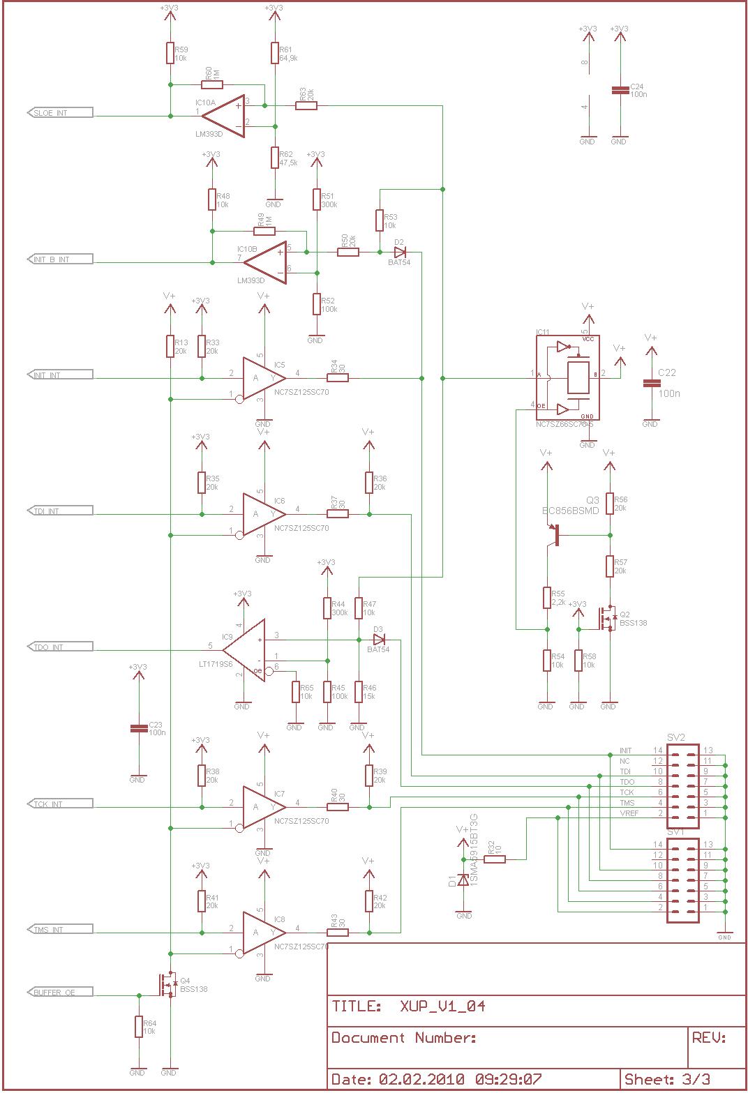 Xilinx Usb Schematic Jetzt Verf 252 Gbar Mikrocontroller Net