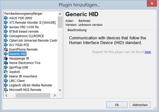 IRMP auf STM32 - ein USB IR Empfänger/Sender/Einschalter mit
