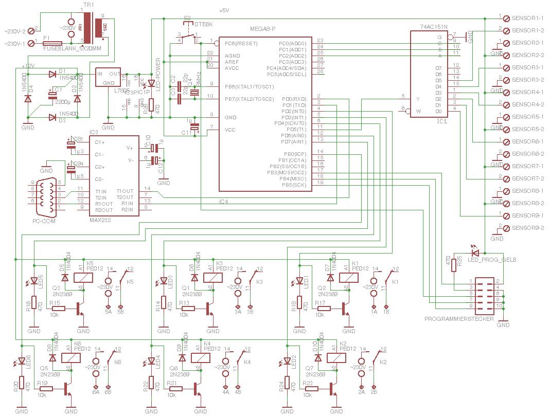 Electronics Irc Archive For 2015 09 17 Buffer And Envelope Follower Circuit The Tstick Piezo Sensor