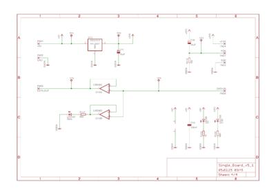 Schaltbild des Pollin DCF Stabilisators