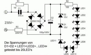 230V-Vorschaltung