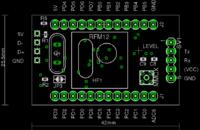 AVR RFM12 Board top bestuecken.png